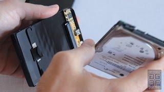 Transformar HD Interno de Notebook em HD Externo