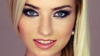 Как сделать макияж смоки айс - видео урок макияжа смоки айс
