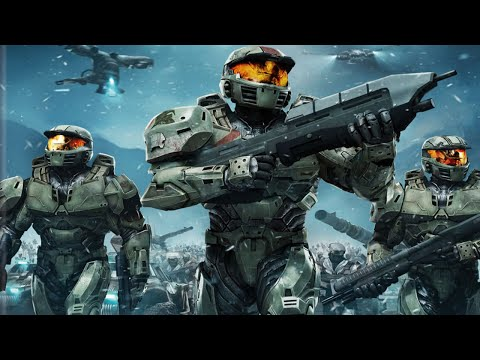 Cartoon   SCI FI Animation   HALO WARS   CGI Animated