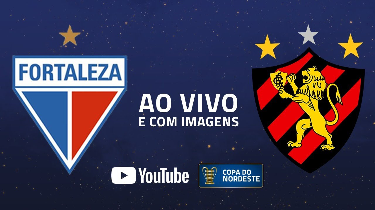 Ao Vivo E Com Imagens Fortaleza X Sport Quartas De Final Copa Do Nordeste 2020 Youtube