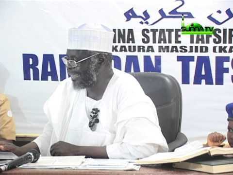 Sheikh Yakubu Musa Hassan (Tafsirin Ramdan 1434/2013 21)