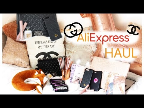 aliexpress-haul-|-designer-brands-on-aliexpress-|-chanel-gucci-kkw