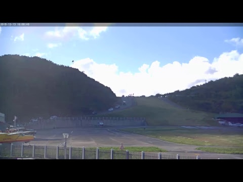 St-Barth.com Live Webcam - Col de la Tourmente