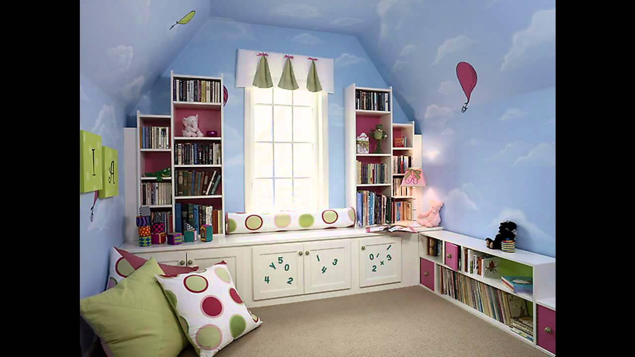 Cool Kids room decorating ideas  YouTube