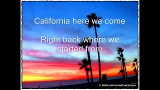 california - phantom planet with lyrics