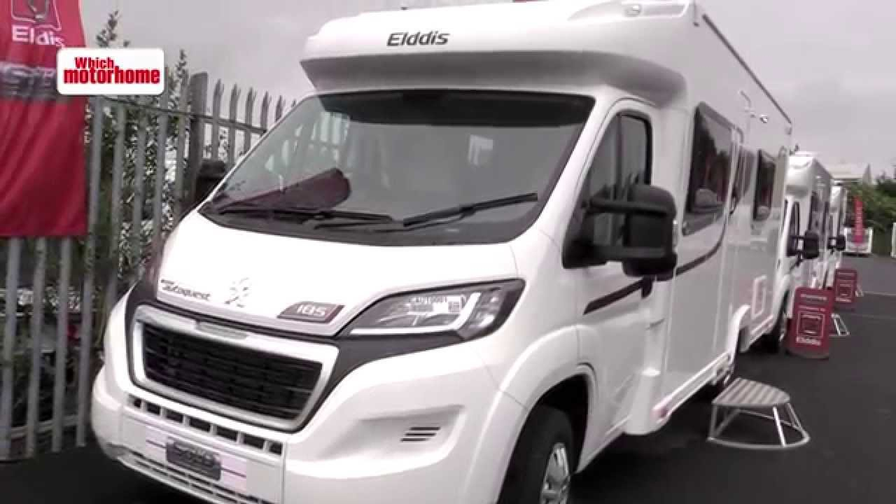 New NEW 2016 Elddis Autoquest 185 Motorhome  Which Motorhome Review