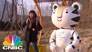 Robots Take Over Pyeongchang Olympics | CNBC