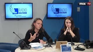 """Илона Сеглиня и Лаура Исаева в программе """"Мамочки!"""" #MIXTV"""