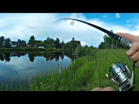 Рыбалка видео ролики -
