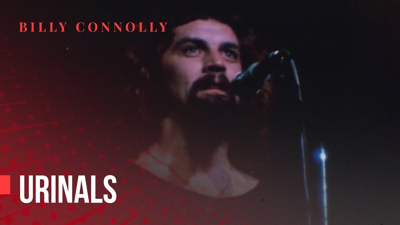 Billy Connolly - Urinals - Big Banana Feet 1975