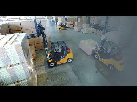 Food Delivery Distribution di SILO per METRO Italia gestito con WMS di Replica Sistemi