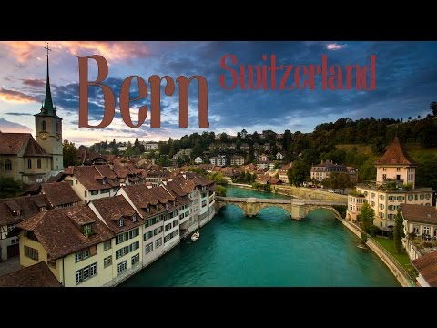 Travel Photography in Bern Switzerland: Getting the Shot