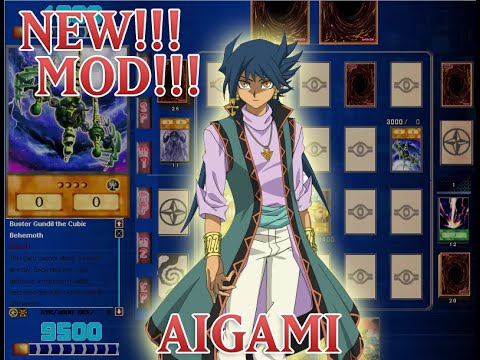 New Release!!! YuGiOh! Power Of Chaos Aigami MOD 2016 (PC Game, Download)