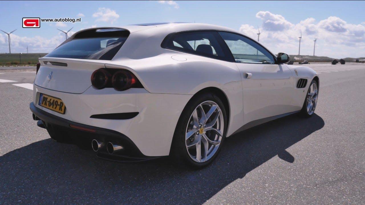 Ferrari GTC4Lusso T Review