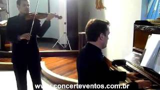 Concert Eventos - In the jungle (violino e piano)