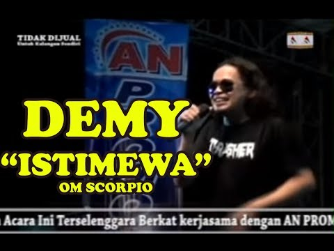 DEMY OM DUTA NIRWANA - ISTIMEWA LIVE IN BLITAR TERBARU 2017