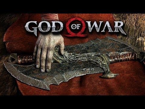 God Of War Chaosklingen