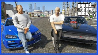 Grand Theft Auto 5: FAST AND FURIOUS!