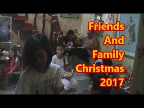 Friends And Family Christmas 2017 Camiguin Island Philippines