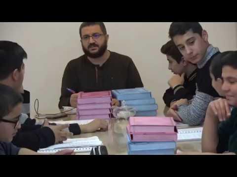 Asr-ı Saadet Medresesinin talebeleri (2017) Ubeydullah Arslan