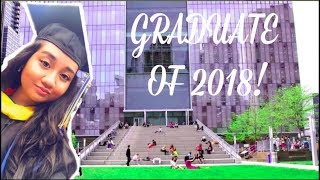 Senior Year 2018 Diary // John Jay College of Criminal Justice