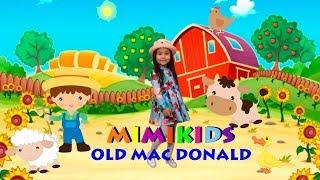 Old MacDonald Had a Farm   Dance   Nursery Rhymes with MimiKids