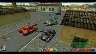 Играю В Tanki Online з другом. Просрал контейнер(  И побачил недороботку розроботчиков.