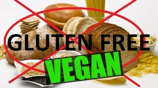 Can you be GLUTEN FREE + VEGAN?