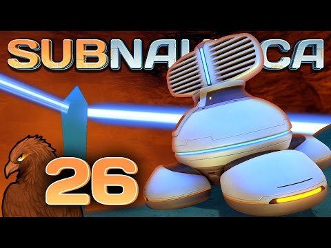 Building a second base with THERMAL POWER! | Subnautica - 26