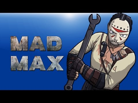 Mad Max episode 4! - (Dismantling GASWORKS!!!) Mini Boss!