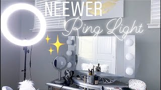 """NEEWER 18"""" LED RING LIGHT (DIMMABLE) 