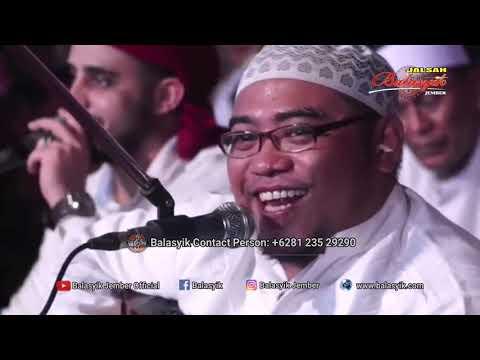 BALASYIK Jalsah   YA ZAA RI IL INAB VS. HAZIB - Live Kanzus Sholawat Pekalongan 2019