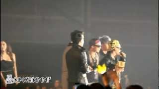 [Fancam] 121130 Bigbang at MAMA 2012 - Best Artist of the year