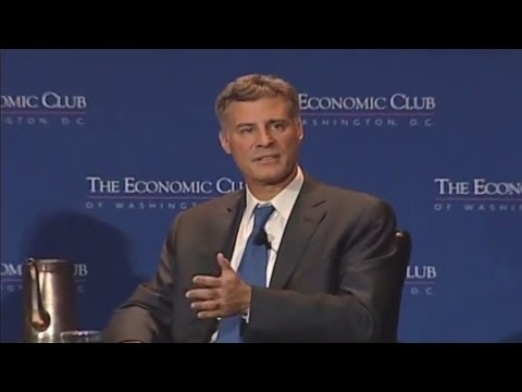The Hon. Alan Krueger, Chairman, Council of Economic Advisers