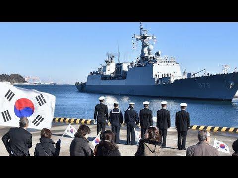 韓国政府、日本との防衛協力推進を表明