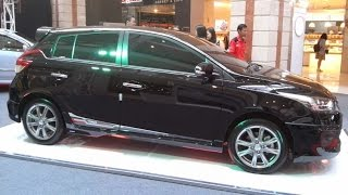 Toyota New Yaris 2014 Hitam TRD Sportivo