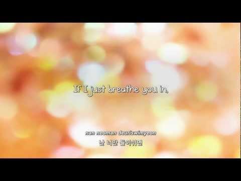 SHINee- 산소 같은 너 (Love Like Oxygen) lyrics [Eng. | Rom. | Han.]