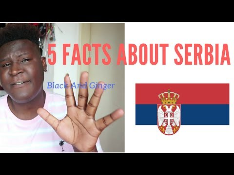 Five Things You Never Knew About Serbia By Black And Ginger