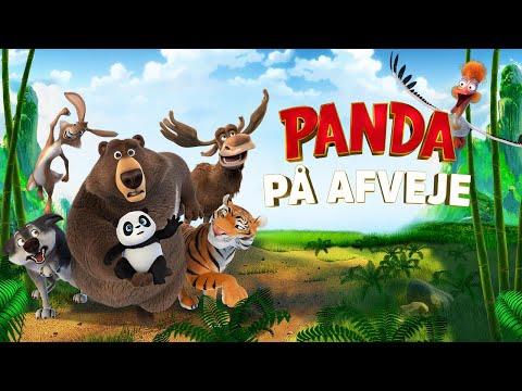 PANDA PÅ AFVEJE - Nu på DVD og streaming