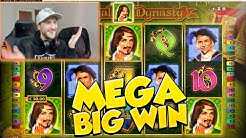 BIG WIN!!!! Royal Dynasty Big win - Casino - Huge Win (Online Casino)