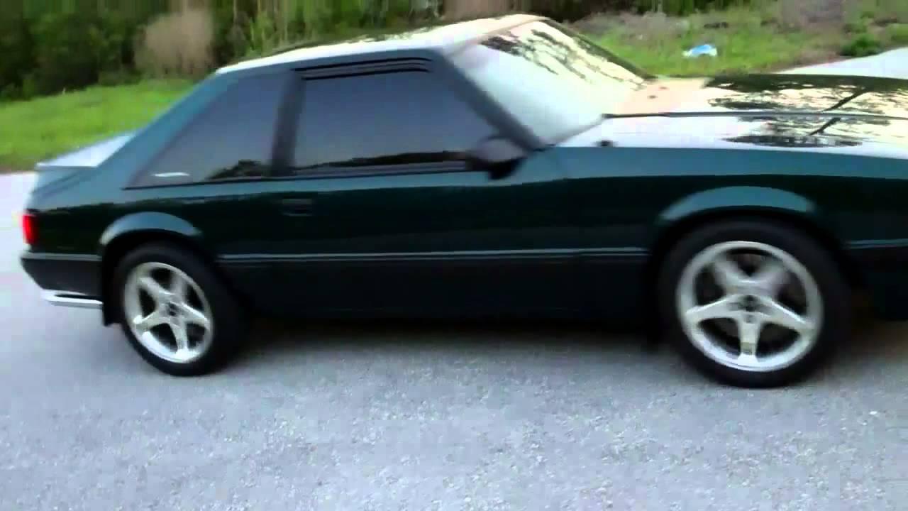 Lx Specs 91 0 5 Mustang