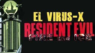 El Virus-X en Resident Evil: Fire and Ice