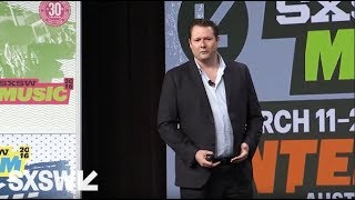 Dirk Ahlborn | Crowdsourcing the Hyperloop | SXSW Interactive 2016