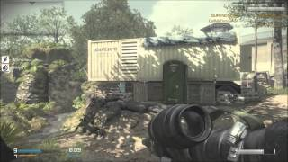 CoD Ghosts, Back to Basics No#1