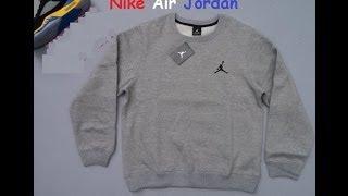 Обзорчик классной теплой пайты Nike Air Jordan с Taobao.com
