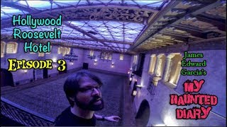 Roosevelt Hotel Paranormal Investigations P3 Ghost Hunting My Haunted Diary