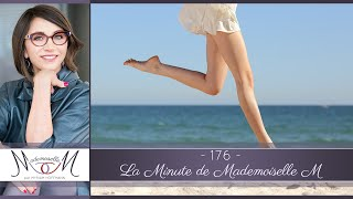 19 conseils pour des jambes fines - La Minute de Mademoiselle M176