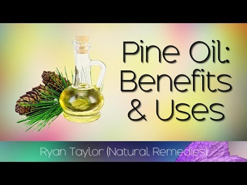 pine-oil:-benefits-and-uses