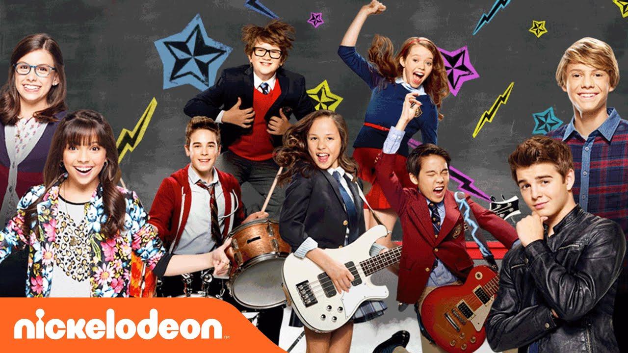 school of rock nickelodeon