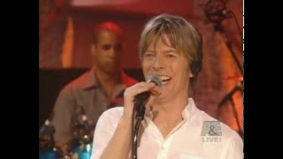 David Bowie – Slip Away (A&E Live By Request 2002)